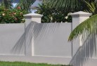 Dartmouth Barrier wall fencing 1